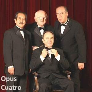 Opus Cuatro Msica y tango argentino de fiesta Opus Cuatro de cumpleaos