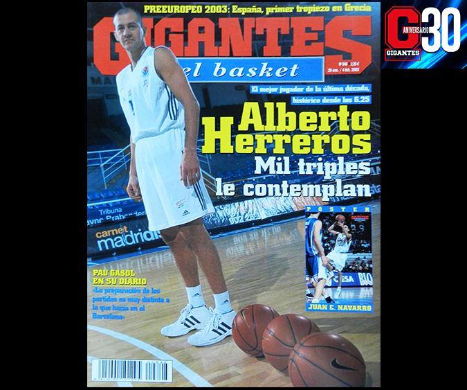 Alberto Herreros Alberto Herreros Mil triples le contemplan
