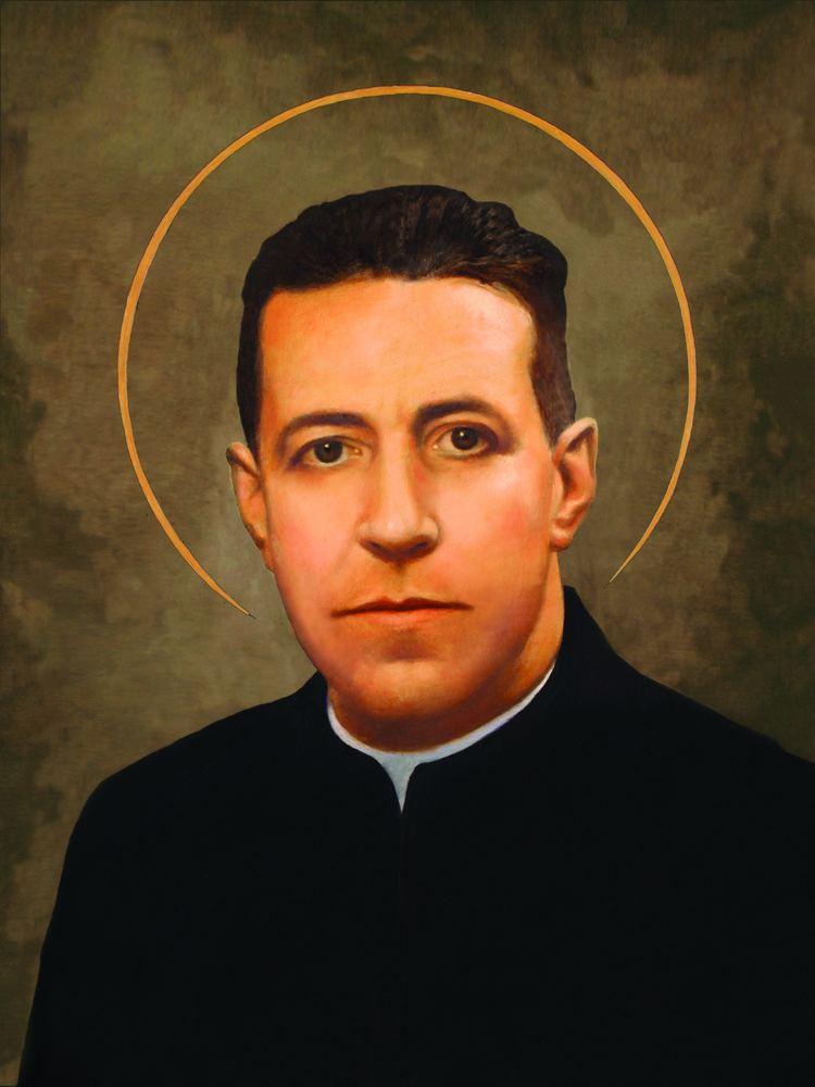 Alberto Hurtado The Feast of St Alberto Hurtado SJ In Our Company
