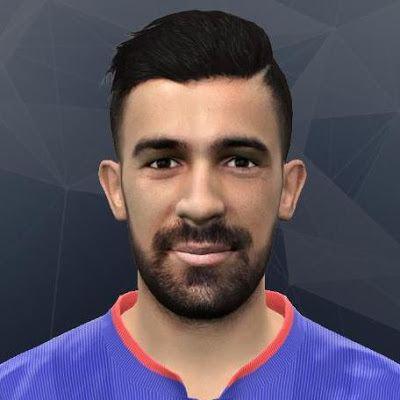 Alberto Jiménez Benítez ultigamerz PES 2017 Alberto Jimnez Bentez CD Tenerife Face