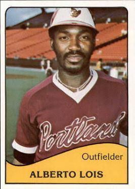 Alberto Lois Alberto Lois Baseball Statistics 19771979