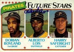 Alberto Lois Alberto Lois Baseball Stats by Baseball Almanac