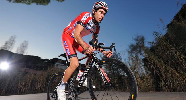 Alberto Losada CyclingQuotescom Hard chase costly for Losada