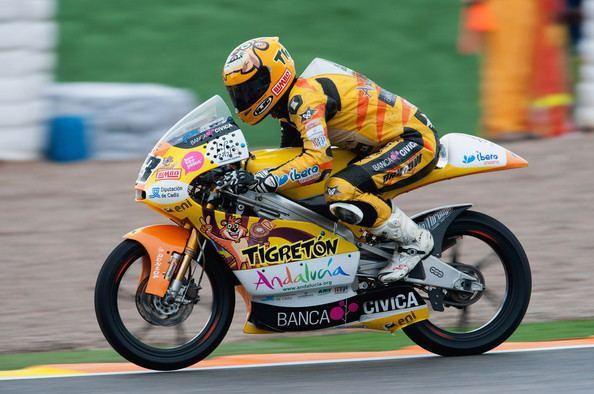Alberto Moncayo Alberto Moncayo Photos Photos MotoGP of Valencia Practice Zimbio
