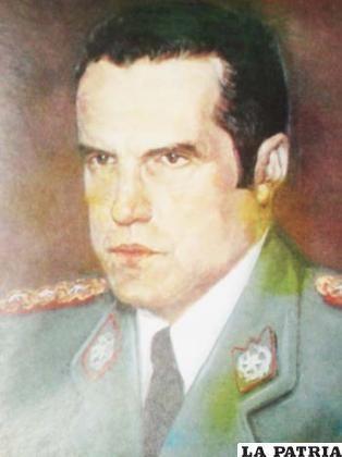 Alberto Natusch El poder de la metralla y los tanques en el golpe de Todos Santos