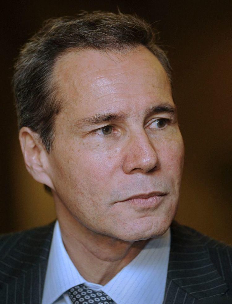 Alberto Nisman Alberto Nisman Prosecutor who accused Argentinian
