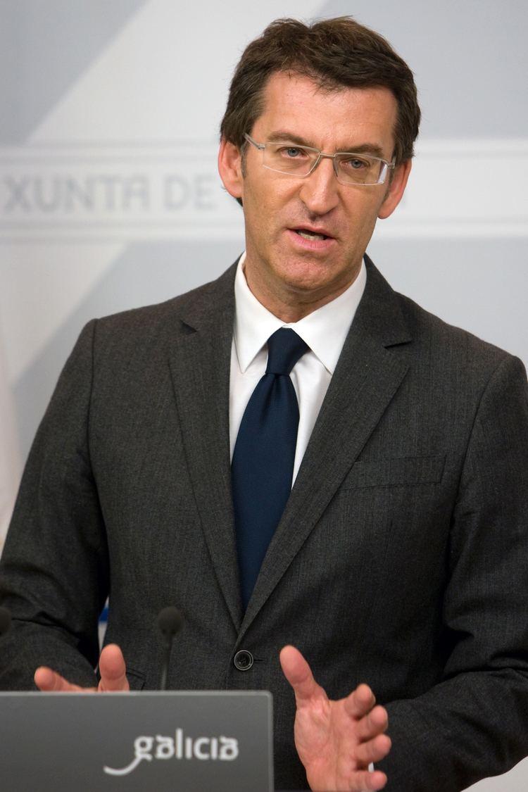 Alberto Nunez Feijoo Alberto Nez Feijo