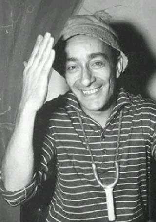 Alberto Olmedo