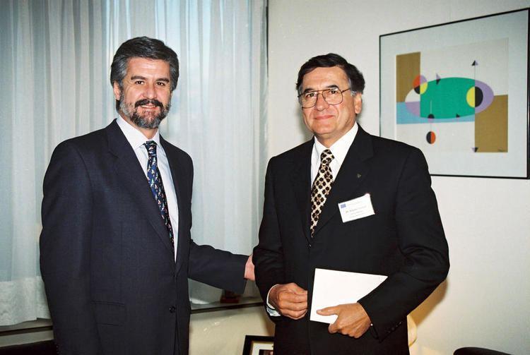 Alberto Pandolfi Manuel Marn Gonzlez y Alberto Pandolfi Arbul Bruselas 10 de