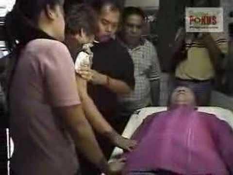Alberto Ramento Killing of Bishop Alberto Ramentopart2 YouTube