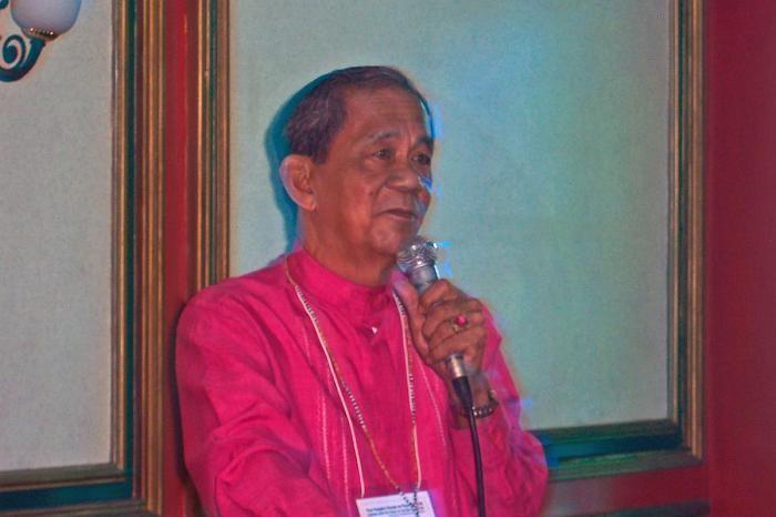 Alberto Ramento Bishop Alberto Ramento The Aglipayan