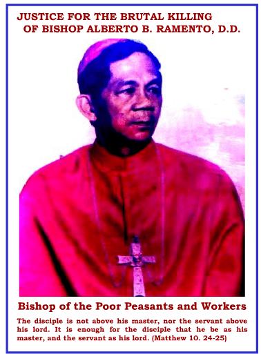 Alberto Ramento Bishop Alberto Ramento EXODIANS