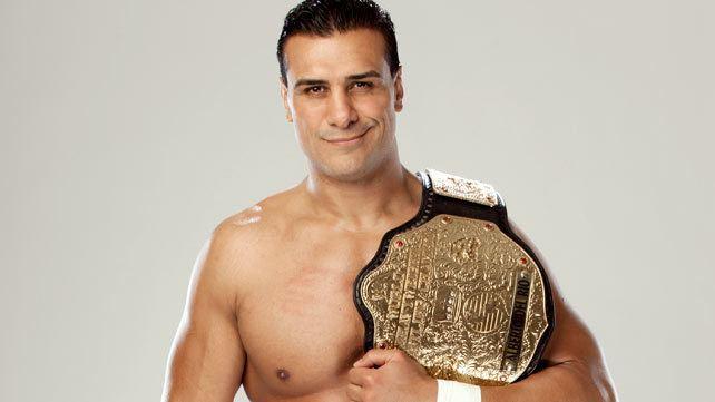 Alberto Rio Identity of WWE Employee slapped by Alberto Del Rio revealed
