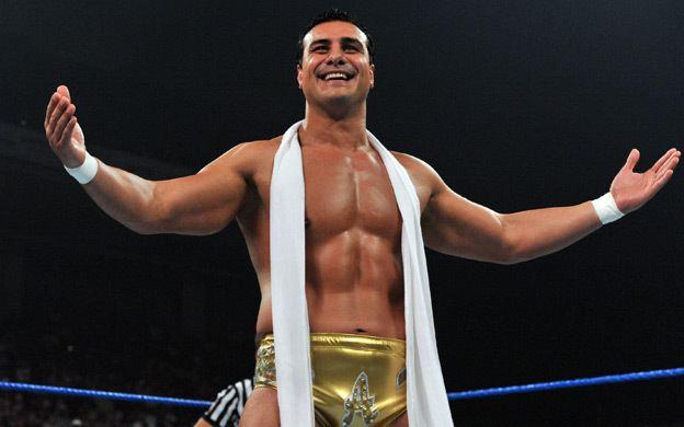 Alberto Rio Alberto Del Rio rips WWE Paige responds to fan 39outcry39 more
