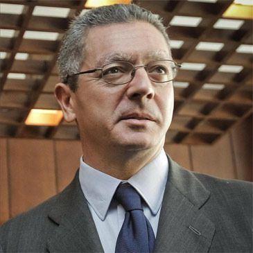 Alberto Ruiz-Gallardon Alberto RuizGallardn Ministro de Justicia Ques