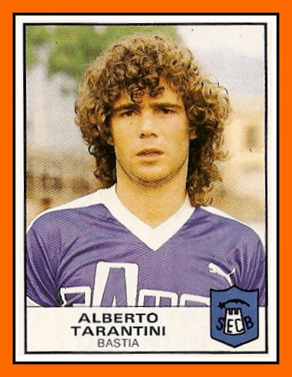 Alberto Tarantini Football Multiverse Alberto TARANTINI Left back