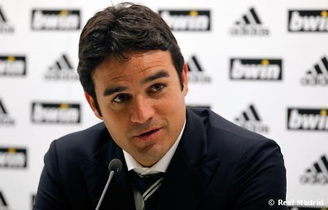 Alberto Toril Alberto Toril coach of RM Castilla has been