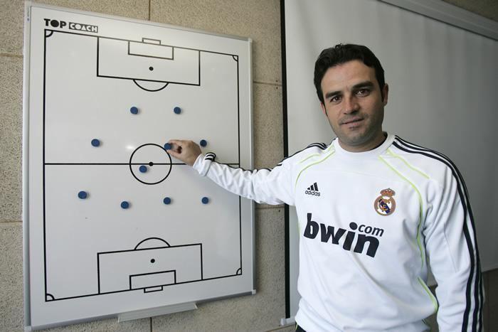 Alberto Toril OFFICIAL Real Madrid sack Castilla manager Alberto Toril