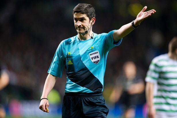 Alberto Undiano Mallenco Celtic seek 39clarification39 over referee Daily Record