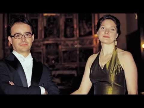 Alberto Urroz Laure de Marcellus sings Faur Alberto Urroz piano YouTube