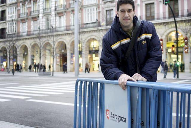 Alberto Val Alberto Val ficha por el BM Huesca Noticias de Balonmano en Heraldoes