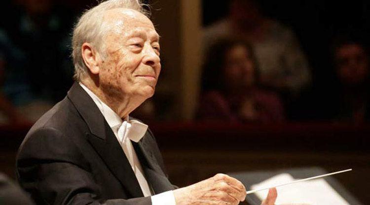 Alberto Zedda Alberto Zedda dirige el Stabat Mater de Rossini en