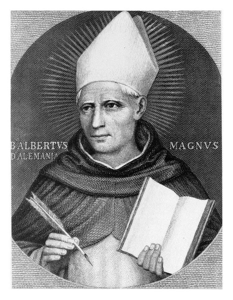 Albertus Magnus Saint Albertus Magnus One of Victor Frankenstein39s