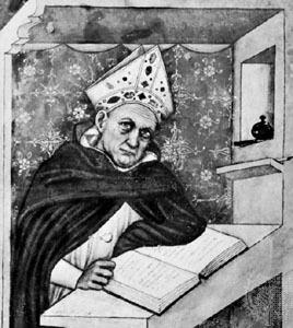 Albertus Magnus St Albertus Magnus German theologian scientist and philosopher