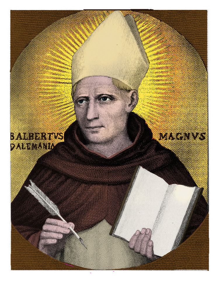 Albertus Magnus Albertus Magnus American Eldritch