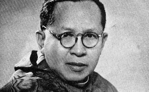 Albertus Soegijapranata Pak Apakah Pernah Melihat Uskup Makan Soto Tribunnewscom