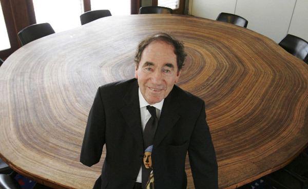 Albie Sachs Justice Albie Sachs retired bencher scholar carbomb survivor