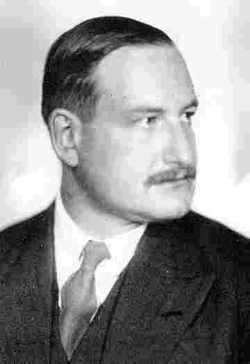Albrecht Haushofer 1944 Der Professor die Buerin und die Nazis Albrecht