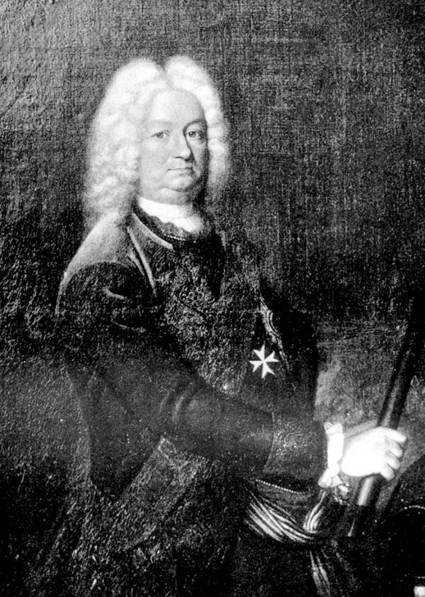 Albrecht Konrad Finck von Finckenstein