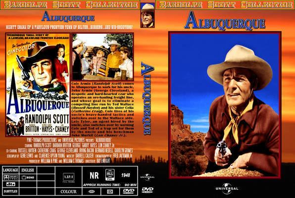 Albuquerque (film) movie scenes Albuquerque 1948 R0 CUSTOM Albuquerque 1948 596x400 Movie index com