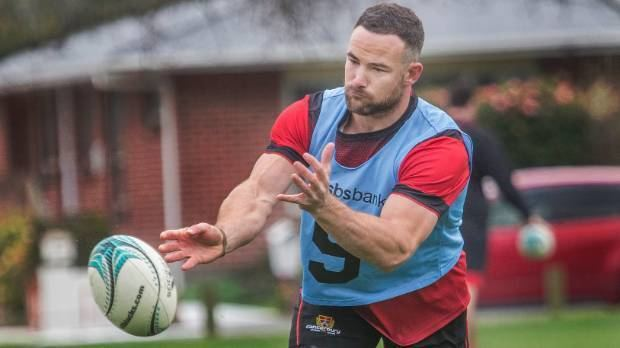 Alby Mathewson New Canterbury halfback Alby Mathewson never imagined he would play
