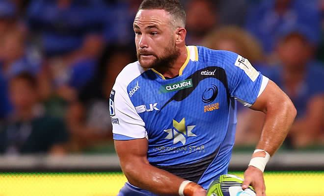 Alby Mathewson Mathewson to join Provence Rugby in Pro D2 Super Rugby Super 15