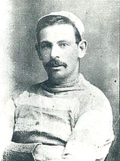 Alby Paterson Blueseum History of the Carlton Football Club Alby Paterson