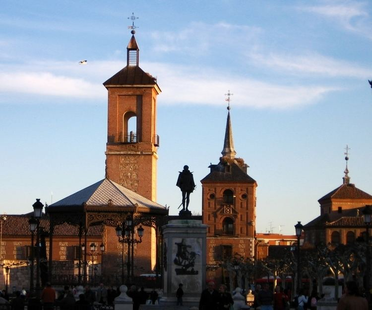 Alcala de Henares in the past, History of Alcala de Henares