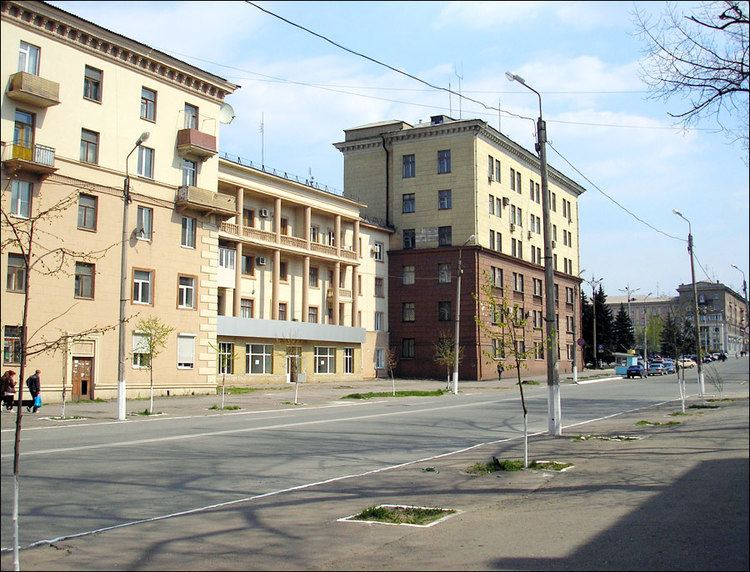 Alchevsk in the past, History of Alchevsk