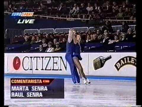 Alcuin Schulten Jeltje Schultem Alcuin Schulten NED 1995 European Championships