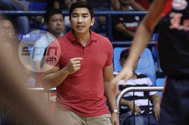 Aldin Ayo Unconventional coach Ayo wants Letran to thrive in