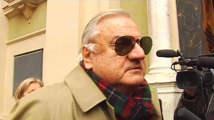Aldo Maccione Belmondo Aldo Maccione les derniers adieux de La