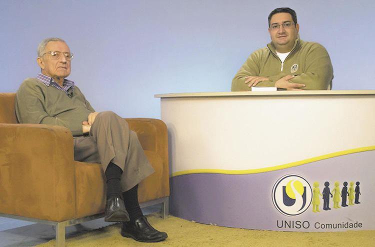 Aldo Vannucchi Entrevista com Aldo Vannucchi 270813 PRESENA Jornal