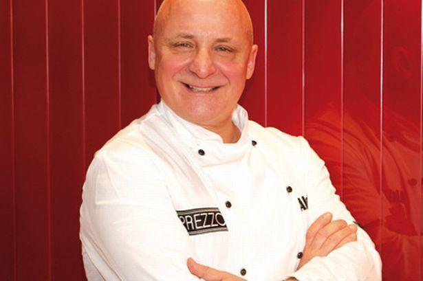 Aldo Zilli Aldo Zilli Meat pizza recipe for Prezzo Mirror Online