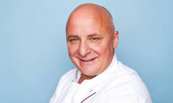 Aldo Zilli Shanghai technology and cookery books Five things that Aldo Zilli