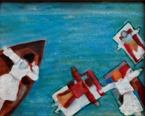 Aldona Gustas Meno galerija quotAukso pjvisquot
