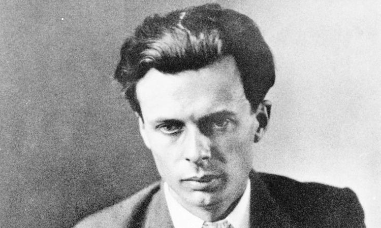 Aldous Huxley The 100 best novels No 56 Brave New World by Aldous