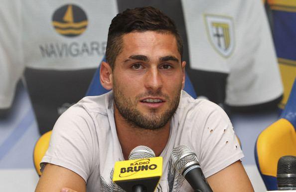 Aleandro Rosi Aleandro Rosi Photos Parma FC Unveils New Signing