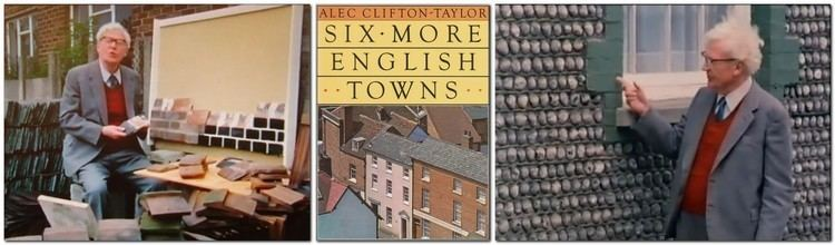 Alec Clifton-Taylor Alec CliftonTaylors Lewes Revisited a talk on Monday 11 July
