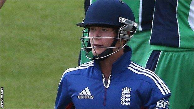 Alec Davies (Cricketer)